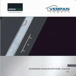 Elvial Aluminium Main Door Panels