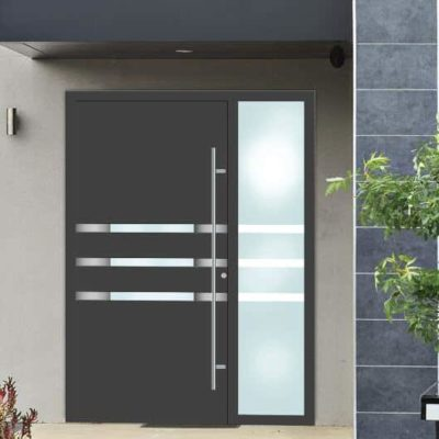 Front Door Aluminium Adore More