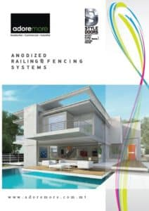 Adore More Adonized Railing and Fencing Systems Catalogue